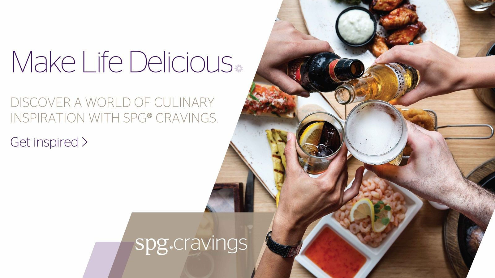 Discover more about SPG Cravings at Le Meridien Split