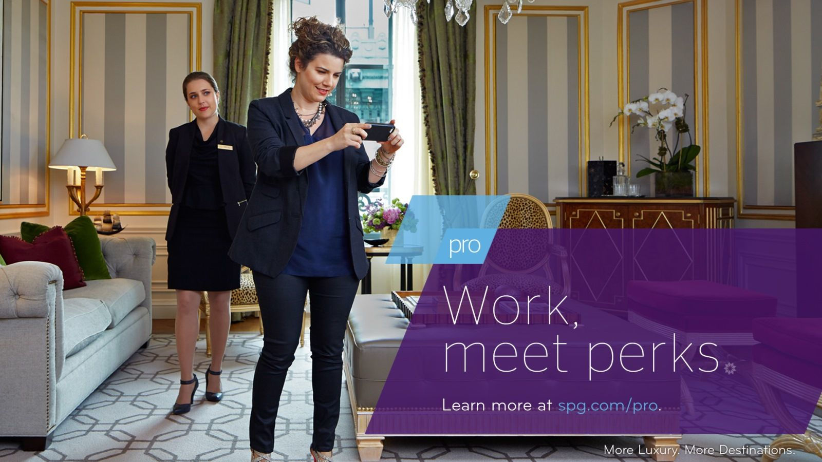 Learn more about SPG Pro at Le Meridien Split